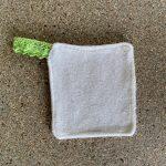 Lingette démaquillante eucalyptus