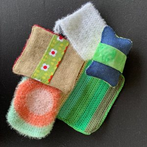 Eponges lavables