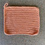 Lavette crochet